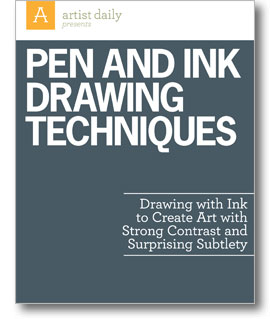 Pen Drawing Techniques