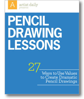 Download your free eBook to get all 27 pencil drawing lessons!