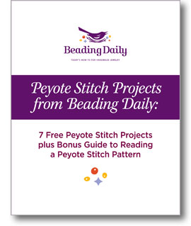 Free Peyote Stitch Projects from Beading Daily
