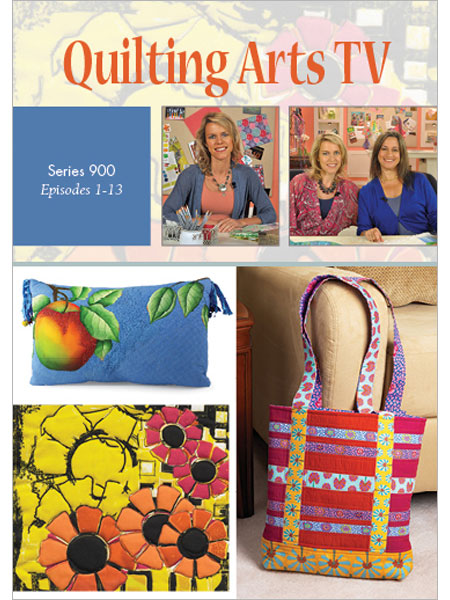 Quilting Arts Tv Series 900 Ana Buzzalino