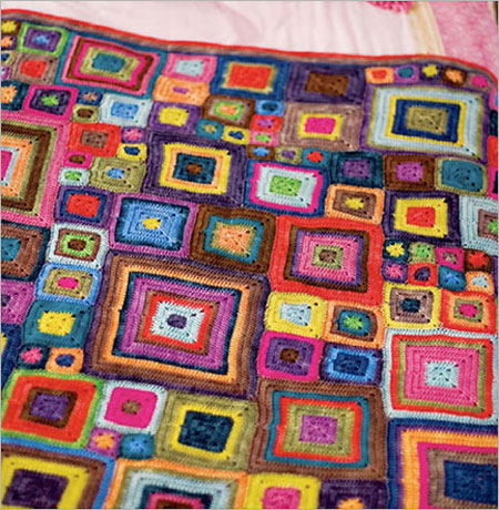 Art and Crafts Fans: Free Crochet Baby Blanket Patterns - Where To
