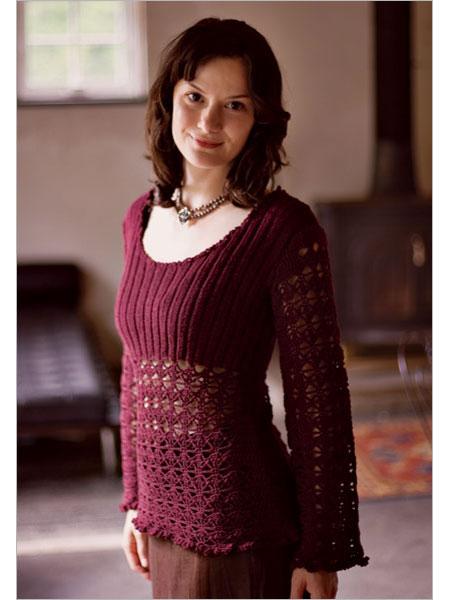 Mens Pullover Crochet Patterns: Mens Sweater Crochet Patterns