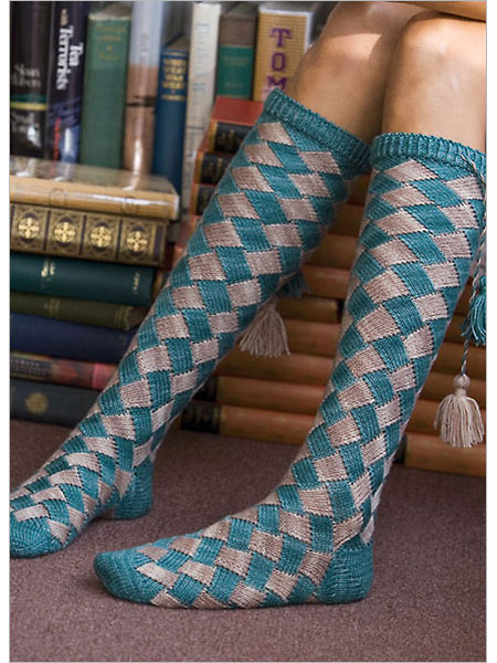 Library [Feet]: Knitty