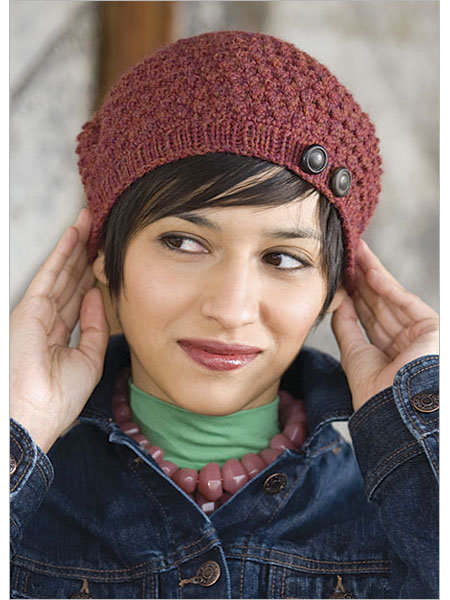 Easy Crochet Beret Patterns Crochet And Knitting Patterns