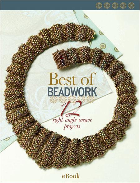 ...Beadwork, только оно получилось совсем иное, материала подходящего не нашлось, вот и