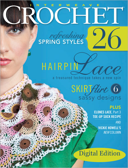 Best Crochet Magazines : Crochet Attic: Vote for the Best Crochet Magazine
