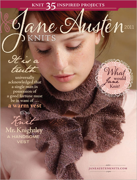 Jane Austen Knitting Patterns : Stitch Journal: Jane Austen Knits