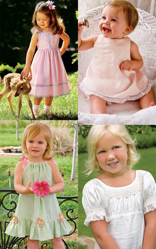 This issue contains summer garments for babies and children | Martha ...