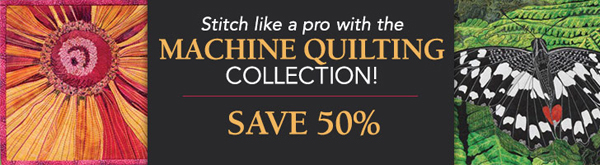 Machine Quilting Collection