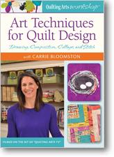Art Techniques   for Quilt Design