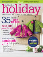 Quilting Arts Holiday 2014