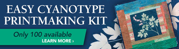 Easy Cyanotope Printmaking Kit