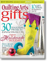 Quilting Arts Holiday 2013/2014