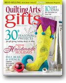 Quilting Arts Gifts 2013