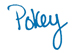 Pokey sig