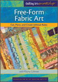 Free-Form Fabric Art