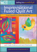 Improvisational Fused Quilt Art