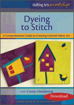 Dyeing to Stitch