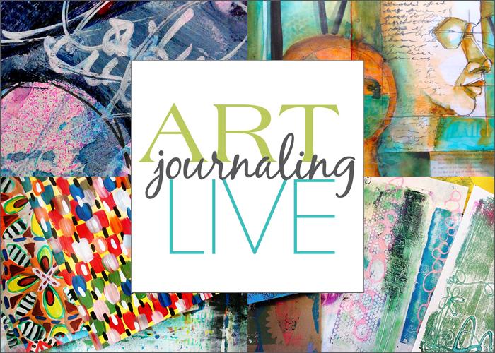Art Journaling Live