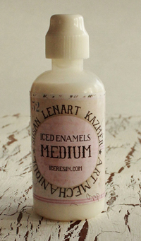 ICED Enamels Adhesive