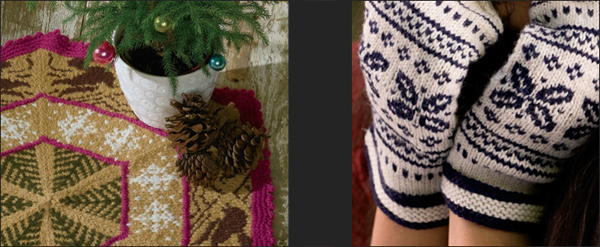 Interweave Knits Holiday Gifts Digital Magazine Collection