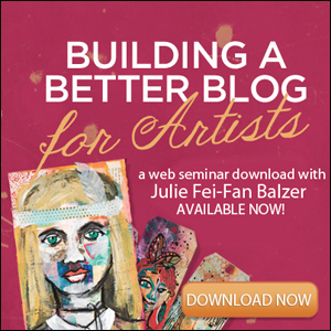 Building a Better Blog for Artists