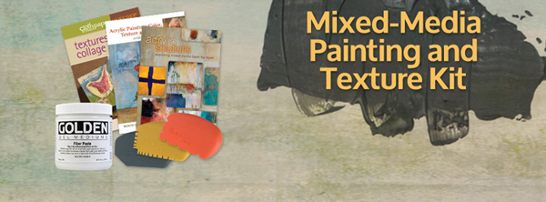 Mixed-Media Painting and Texture Kit