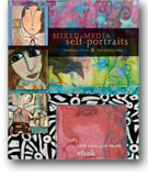 Mixed Media Self Portraits
