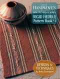 Best of Handwoven: Rigid-Heddle Pattern Book #1