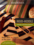 Best of Handwoven: Rigid-Heddle Pattern Book #2