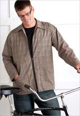 Men's Fall Zipper Jacket