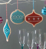 Sugar-Cookie Gift Tags Sewing Pattern