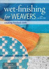 Wet-Finishing for Weavers