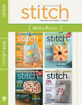 Stitch 2013 Collection CD