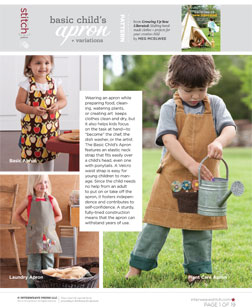 Free Half Apron Patterns Online - Half Apron Patterns for Bread Bakers
