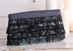 Lacy Clutch by Rebeka Lambert.