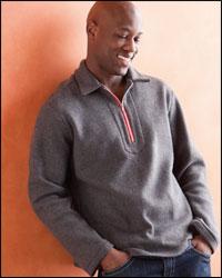 Zip-Front Pullover