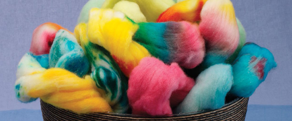 Spin-Off Presents: Color: A Spinner's Guide to Dyeing and Blending