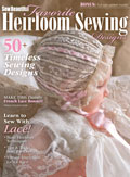 Sew Beautiful: Favorite Heirloom Sewing Designs