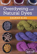 Overdyeing Natural Dyes