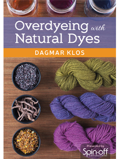 Overdyeing with Natural Dyes