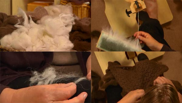Spinning Luxury Fibers: Volume 3; Spinning Undercoats