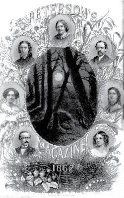 1862 Peterson's Magazine
