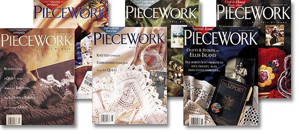 PieceWork 1996 Collection
