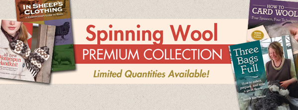 Spinning Wool Premium Collection