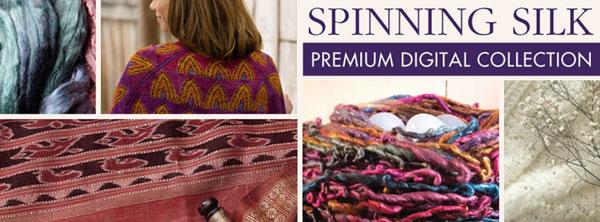 Spinning Silk Premium Digital Collection: Silk Spinning Instruction