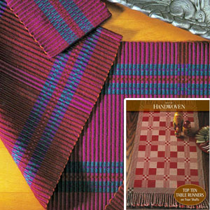 The Four Shaft Premium Collection: Weaving on a Four Shaft Loom