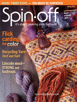 Spin-Off Magazine 2012 Collection: Spindle Spinning and Navajo Plying