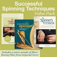 Successful Spinning Techniques Value Pack