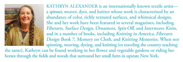 about kathryn alexander